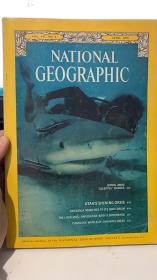 national geographic 1975年 4月