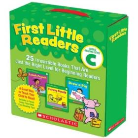 First Little Readers: Guided Reading, Level C[指导型阅读分级C]