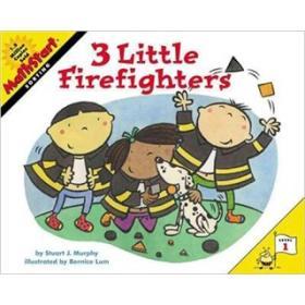3 Little Firefighters (MathStart 1)三个小小消防员(数学启蒙 1)