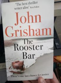 John  Grisham  The  Rooster  Bar