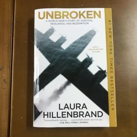 Unbroken MTI: A World War II Story of Survival,坚不可摧