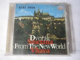 CD  光盘   唱片         德沃夏克斯梅塔娜
