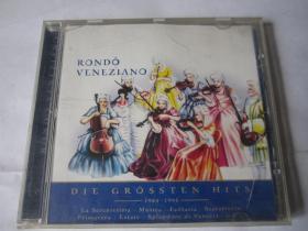 CD  光盘   唱片       意大利轻音乐队