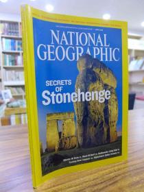 NATIONAL   GEOGRAPHIC  美国国家地理杂志 英文版 JUNE 2008