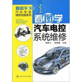 看图学汽车电控系统维修/看图学汽车专项维修技能系列