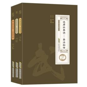 达摩派拳诀(全3册)
