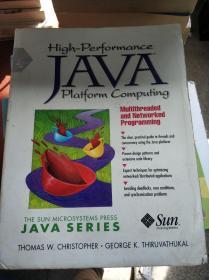 特价现货~High-Performance Java Platform Computing : Multithreaded and Networked Programming 1st