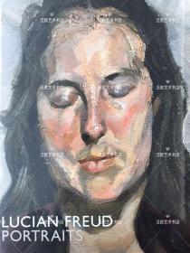【全新现货】Lucian Freud Portraits/弗洛伊德肖像作品/英文原版精装画册