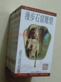 正版 中国文化深度旅游图文指南丛书:文物系列7册 漫步中国