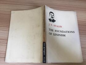 THE FOUNDATIONS OF LENINISM 斯大林 論列寧主義基礎【英文版】