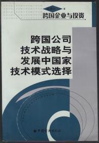 跨国公司技术战略与发展中国家技术模式选择