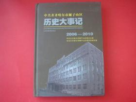 中共齐齐哈尔市碾子山区历史大事记2006-2010