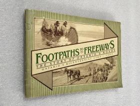 外文版FOOTRATHS TO FREEWAYS