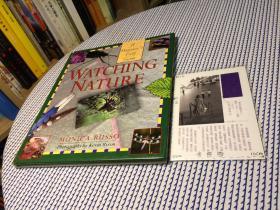 英文原版  a beginners field guide  watching nature  一个初学者的现场指导观看自然 【存于溪木素年书店】