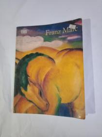 Franz Marc(纪晓岚后代签赠 见图 包邮)