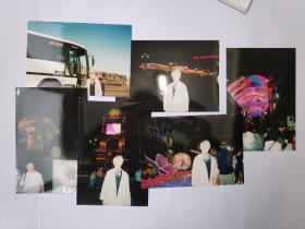 2004年旅游美国拉斯维加斯拍摄的照片14张(15乘10厘米)
