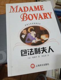 包法利夫人  世界文学名著普及本