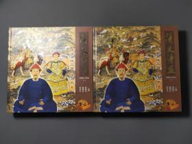 清史诗画清帝承德三百六十五天(1650-1910)(上下册)近十品!