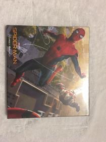 漫威蜘蛛侠电影设定集The art of spider man marvel