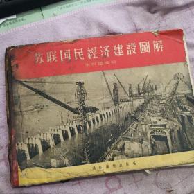 苏联国民经济建设图解