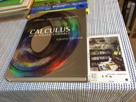 CALCULUS  微积分  第8版 英文原版数学教材 美国原版教材  英文教材 /