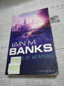 IAIN M.BANKS USE OF WEAPONS