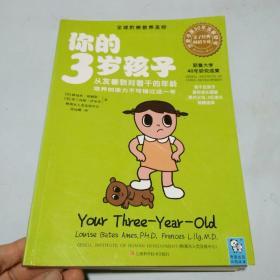 你的3岁孩子:从友善到对着干的年龄,培养创造力不可错过这一年