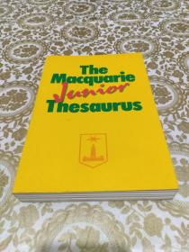 The Macquarie Junior Thesaurus 麦格理初级辞典