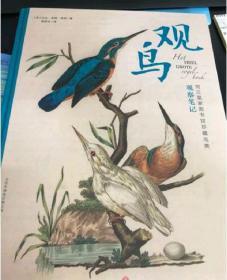 观鸟:荷兰皇家图书馆珍藏鸟类观察笔记