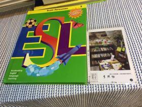 SCOTT FORESMAN  - ESL  2  : Accelerating English Language Learning   英文原版教材美国原版教材英文教材