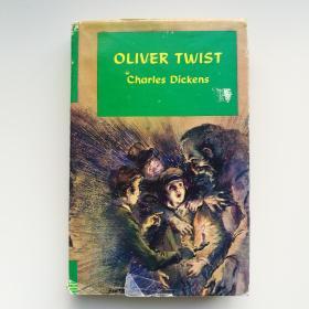 英文原版 Oliver Twist 雾都孤儿