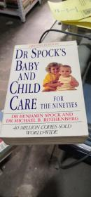 DR SPOCKS BABY AND CHILD CARE