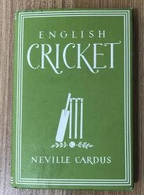 English Cricket (Writers Britain Series) 9781853752520