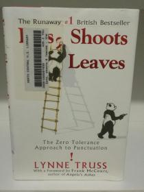 Eats, Shoots & Leaves : The Zero Tolerance Approach to Punctuation by Lynne Truss (语言学)英文原版书