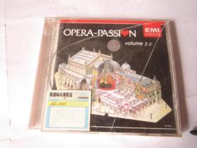 CD 光盘  唱片  EMI   歌剧咏叹调精选第二集   B