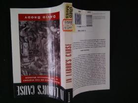 In Labor's Cause : Main Themes on the History of the American Worker 0195067908