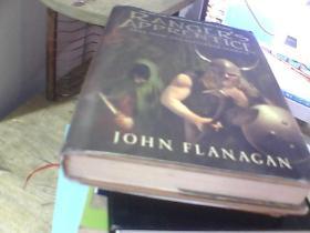 Ranger's Apprentice book four:the battle for skandia