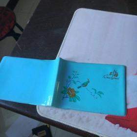 老笔记本封皮  ——上海
