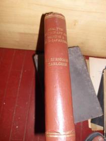 汉语和汉日分析词典 ANALYTIC DICTIONARY OF CHINESE AND SINO-JAPANESE