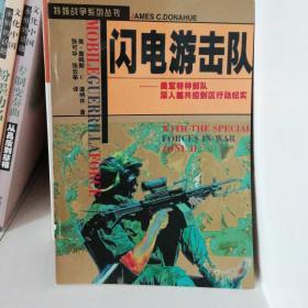 闪电游击队--美军特种部队深入越共控制区行动纪实