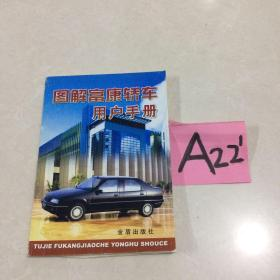 图解富康轿车用户手册-----满25包邮