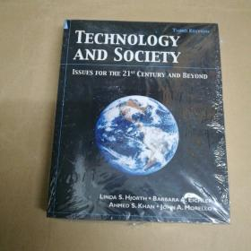 Technology and Society: Issues for the 21st Century and Beyond (3rd Edition) 技术与社会:21世纪及以后的问题(第3版)