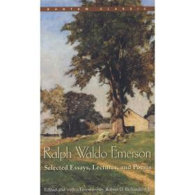 Ralph Waldo Emerson Selected Essays,Lectures,and Poems