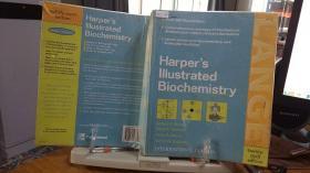 9780071233545   Harpers   IllUStrated   Biochemistry    请看清楚实拍图片  如图所示