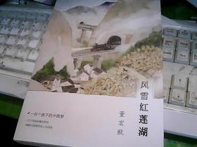 一百个孩子的中国梦 4 风雪红莲湖  董宏猷梦幻文库