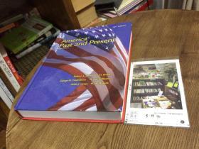AMERICA PAST AND PRESENT   美国的过去和现在  第8版 (英文原版教材美国原版教材)英文教材