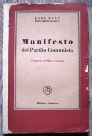 1949年 意大利文版《共产党宣言》/73页