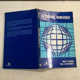 LE FILTRAGE NUMERIQUE数字滤波(英文原版)