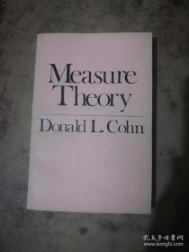 MEASURE THEORY测度论 英文版