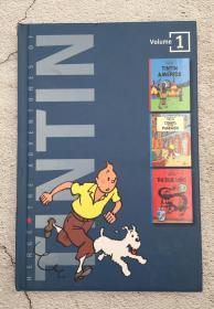 The Adventures of Tintin VOL.1  丁丁历险记第1卷